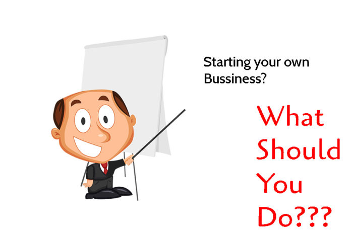 starting your own bussiness