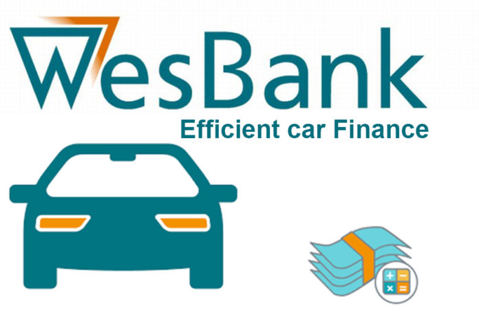 efficient car finance Wesbank