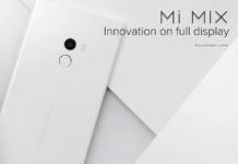 Mi Mix Mobile Phone