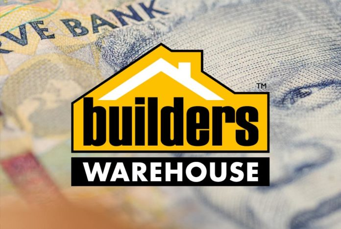 Builders Warehouse Cash Loans